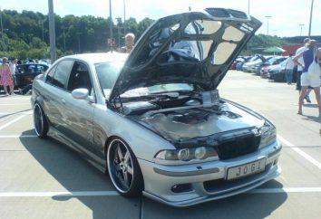 Tuning BMW E39 – poszczególne reguły stylów