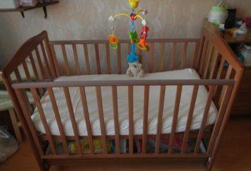 Des lits bébé Papaloni: avis