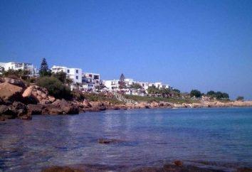 Chypre: Protaras. Attractions d'une petite station balnéaire sur l'île d'Aphrodite