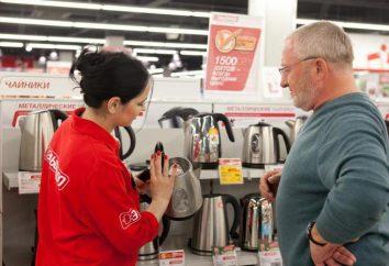 """Respuestas de los empleados """"Eldorado"""" sobre los empleadores. Red de tiendas que venden electrodomésticos"""