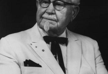 Fondatore KFC – Polkovnik Sanders. Biografia, l'attività e la storia