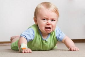 Crise 1 ano da criança – primeira crise idade
