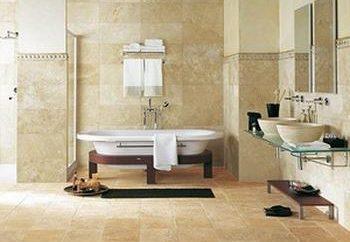 El azulejo en el baño: cómo elegir
