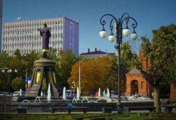 """Dove andare con il bambino a Krasnodar: TRK """"Galaxy"""", un labirinto di specchi, zoo """"Safari Park"""", oceanarium"""