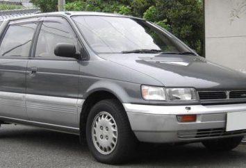 Przegląd samochodu Mitsubishi Space Wagon