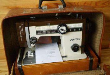"""Maszyna do szycia """"Veritas"""": opis, oceny i opinie użytkowników"""