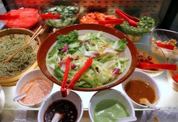 Recharges pour les salades de fruits de mer. Sauces pour habiller les salades. Vinaigrette à la salade aux crevettes