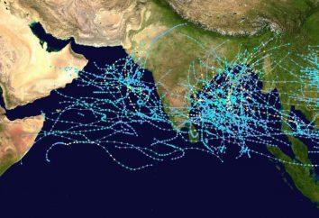 Indischen Ozean Klima. Interessante Fakten und Merkmale des Indischen Ozeans