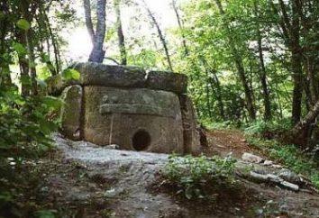 Tavolo in pietra o dolmen – che cos'è?