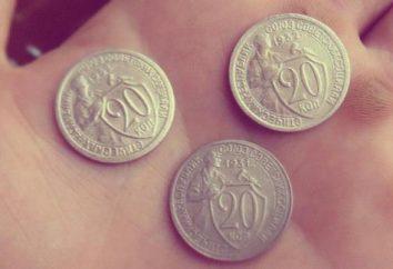 Monete rare dell'URSS 1961-1991 di. numismatica