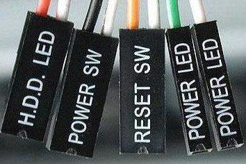 Podłączyć przewody do płyty głównej: instrukcja