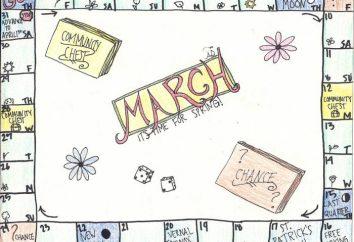 Crie calendários interessantes e incomuns com as próprias mãos