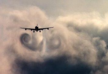 Turbulence dans l'air: combien il est dangereux?