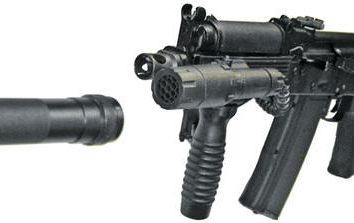 AK-9 – das Gerät nicht in Betrieb genommen