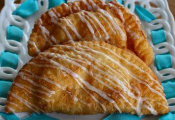 Comment faire la pâte en pasties vésiculaires, savoureux. chebureks Pâte: meilleures recettes