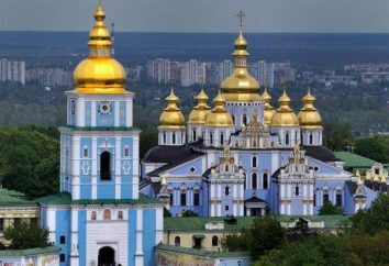 """Park """"Vladimir colline"""", Kiev: description, directions, histoire et faits intéressants"""