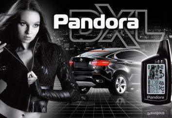 Pandora – un sistema de alarma por satélite: una visión general, las funciones de configuración del modelo, instrucciones y comentarios
