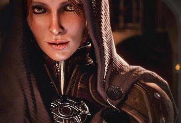 Personaggi del gioco Dragon Age: Liliana. Dragon Age: guida per Liliana