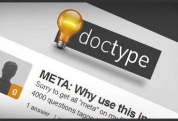 DOCTYPE HTML – co to jest? Co trzeba wiedzieć o produkcie