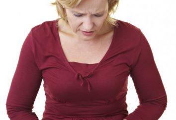 problemi intestinali. I sintomi e le malattie