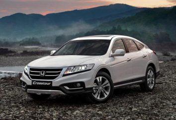 """Samochodów """"Honda Crosstour"""": opinie właścicieli"""
