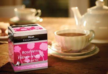 """""""Dilmah"""" – chá de alta qualidade. gama de produtos, comentários de clientes"""