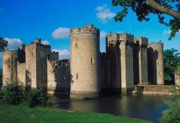 Battaglia castelli medievali: il sistema, il dispositivo e la difesa. La storia dei castelli cavalieri medievali