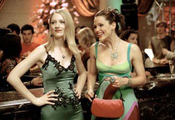 """commedia americana """"13 Going on 30"""": gli attori. Jennifer Garner, Dzhudi Grir e altri"""