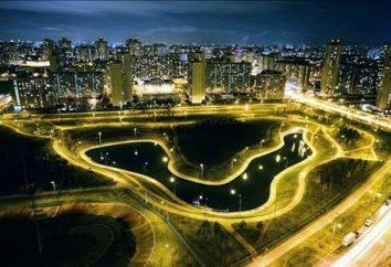 """Dusseldorf Parco a Mosca, e il suo """"pezzo forte"""""""