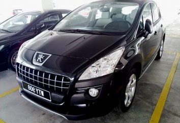 Peugeot 3008, opinie i cechy