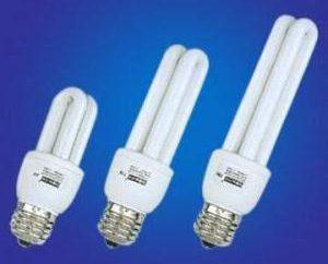 Economia de Energia (ECL) da lâmpada