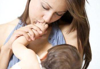 Menu karmiących matek w pierwszym miesiącu po porodzie