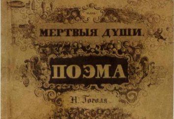 """Elias Bild in dem Gedicht """"Die toten Seelen"""" von Nikolai Gogol"""