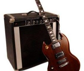 Guitarra elétrica com suas próprias mãos – fazendo