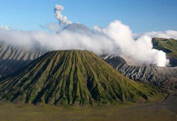 Risvegliato vulcano in Bali – quanto sia pericoloso? vulcani attivi a Bali