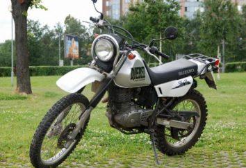 Przegląd motocykla Suzuki Djebel 200: opis, dane techniczne i opinie