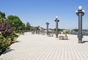 """""""Glory Park"""" Anapa: fotos y comentarios de los turistas"""
