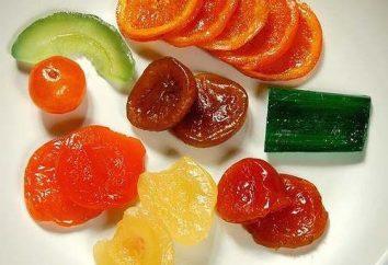 Kandyzowane owoce: co to jest i jak je gotować?