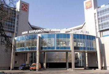 Institut Almazov à Saint-Pétersbourg