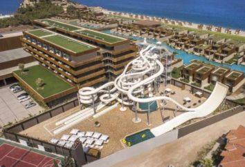 """Maxx Royal Kemer Resort 5 *: descripción, fotos. Hotel """"Royal de Max"""" (Kemer, Turquía): Opiniones de los Viajeros"""