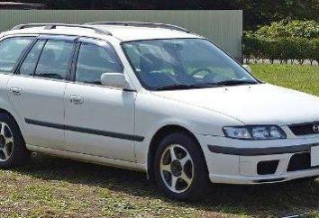 Mazda Capella, sześć pokoleń przez trzydzieści lat