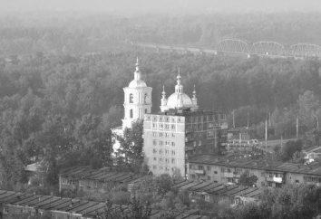 Novokuznetsk, Heilige Verklärungs-Kathedrale: wo befindet sich, Foto