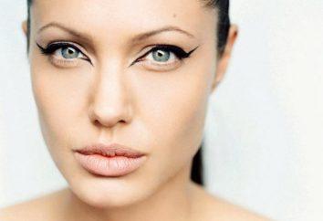 Jak zrobić makijaż Angeliny Jolie
