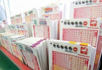 Top loterie des États-Unis