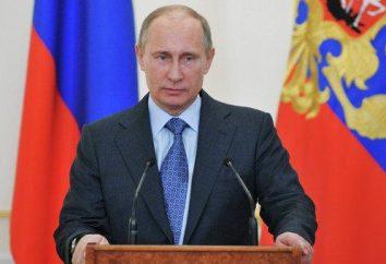 Comment Poutine est arrivé au pouvoir? Qui a Poutine au pouvoir?