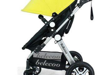 Wózek dziecięcy Belecoo: recenzje i opinie