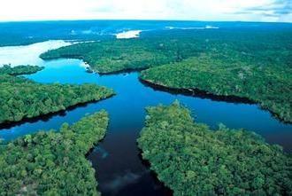Znajduje się najdłuższa rzeka?