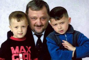 Zelimkhan Kadyrow – najstarszy syn pierwszego prezydenta Czeczenii