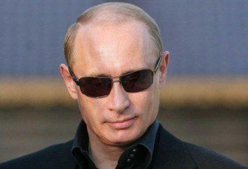 Die russische Präsidenten der Funktion als nationaler Führer