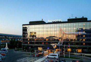 """Hotel """"Novotel"""" in Sheremetyevo"""
